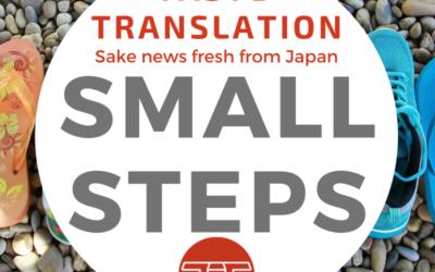 Kurashiki sake bar goes small to help local breweries